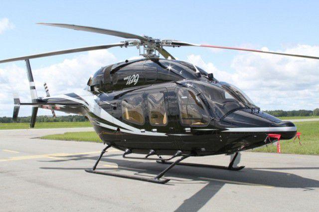 Вертолет Bell 429 компании