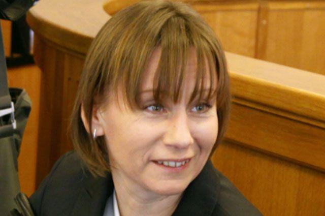Светлана Ефимова.