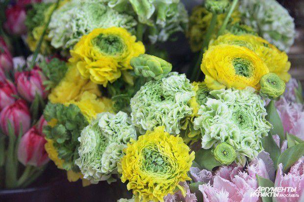Какправильно выбрать цветы вподарок на8марта