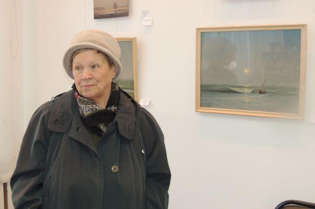 Тамара Васильевна надеется, что картины мужа будут востребованы.