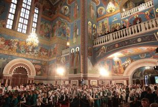 Кафедральный Собор в Ханты-Мансийске
