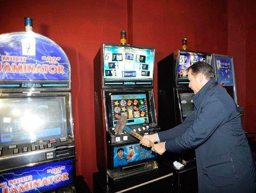Ляшко громит игровые автоматы играть в карты деберц онлайн без регистрации