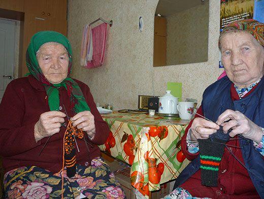 Дом престарелых алнаши день выборов в доме престарелых в севастополе