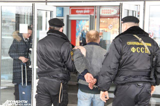 Узнать долги у приставов калининград арест приставом кредитных счетов