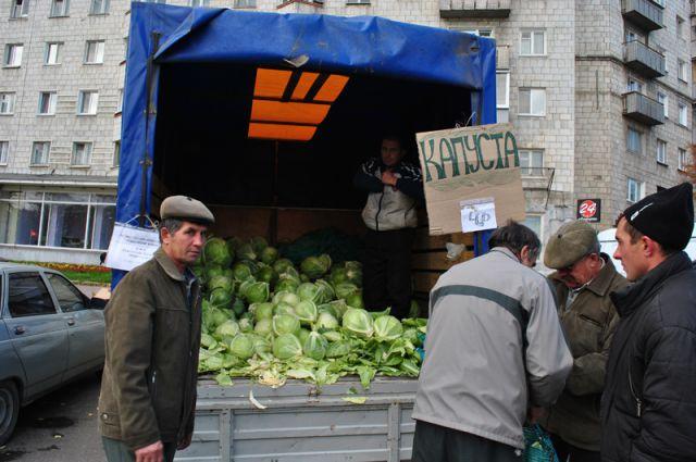 Капуста, наряду с картофелем - один из подешевевших товаров.