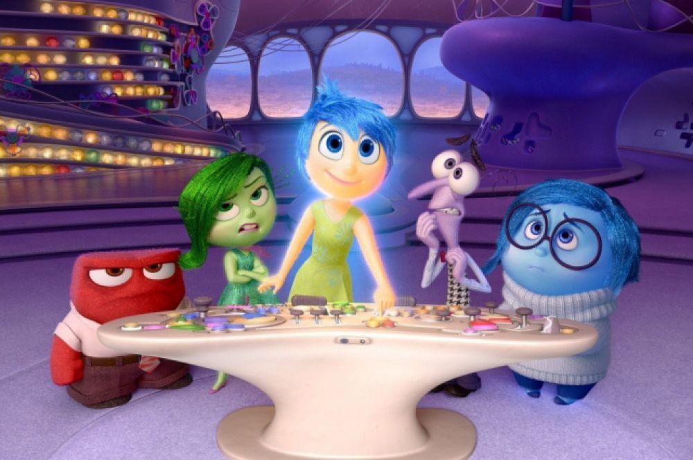 7. Головоломка. Российский зритель принес создателям этого мультфильма 18 миллионов долларов, всего же фильм собрал 851 миллион.