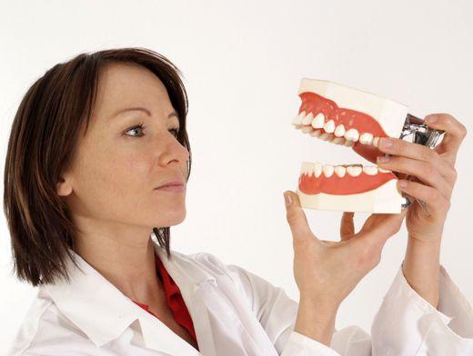 Как минет влияет на зубы