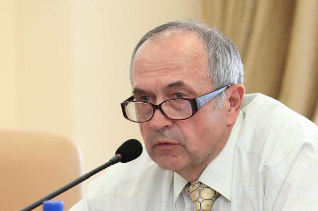 Андрей Шестаков.