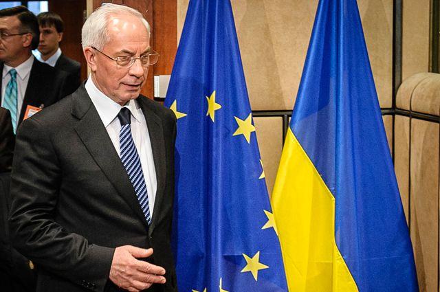 Премьер-министр Украины Николай Азаров.
