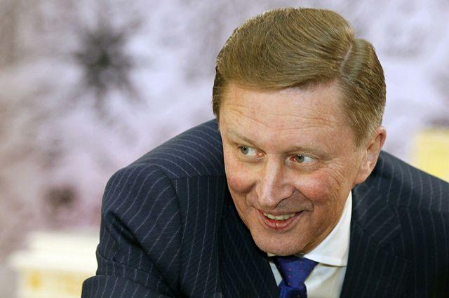 Сергей Иванов, глава Администрации Президента РФ