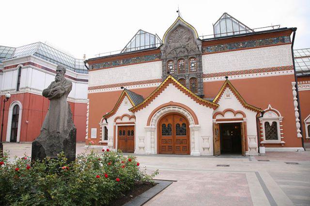 Третьяковская галерея получит новое здание.