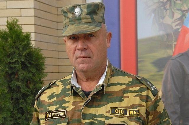 Николай Варавин.