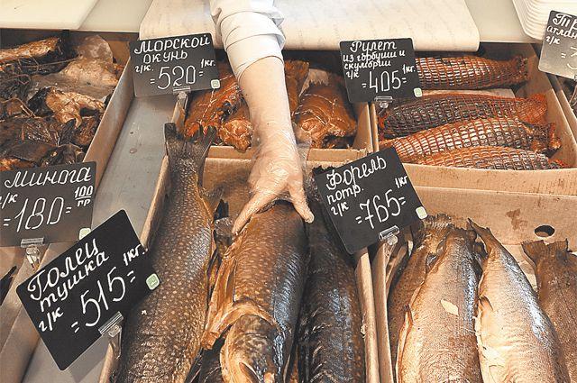 Почему отечественные морепродукты недоступны?