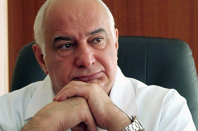 Михаил Давыдов, академик РАН и РАМН.