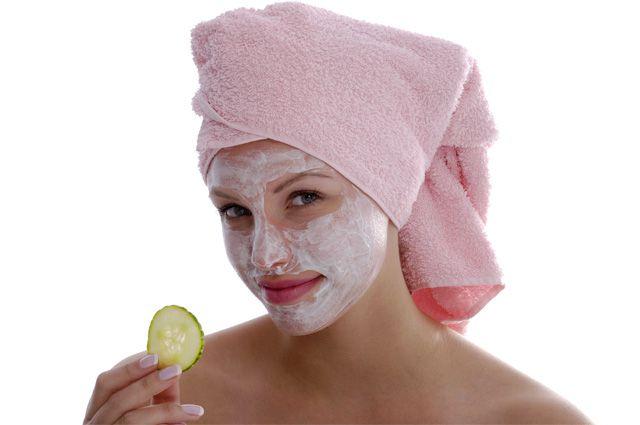 Сужение пор на лице крема и маски