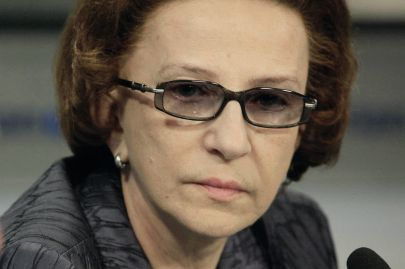 Судья Конституционного суда в отставке Тамара Морщакова.