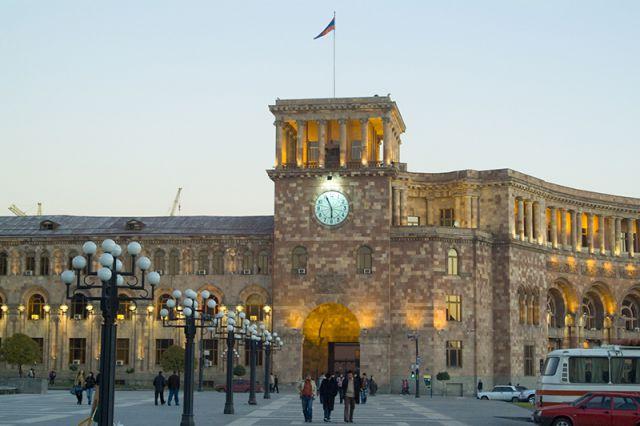 В Армении откроется Торговый дом Архангельска
