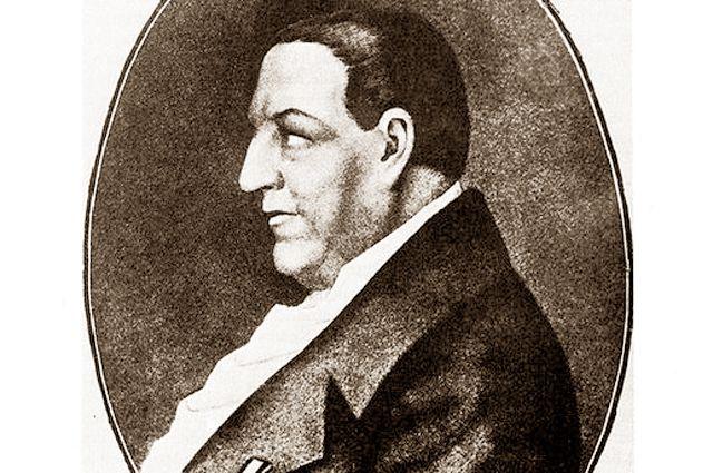 Фёдор Петрович Гааз.