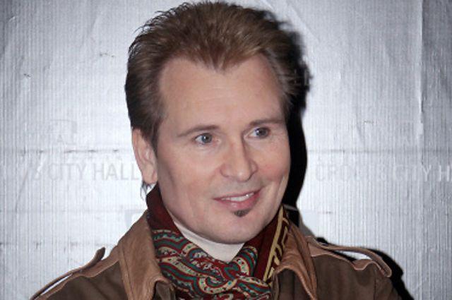Александр Малинин.
