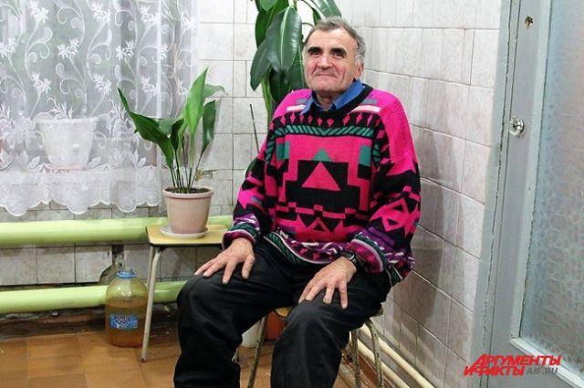 Анатолий Мешалкин: «Я никогда не думал, что жизнь может так повернуться».