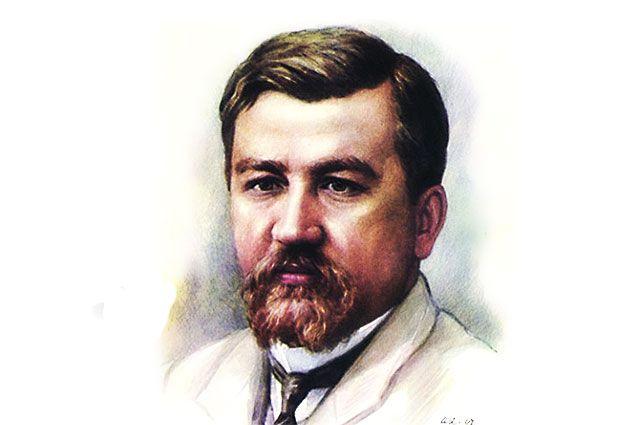 Александр Куприн, 1900 год.