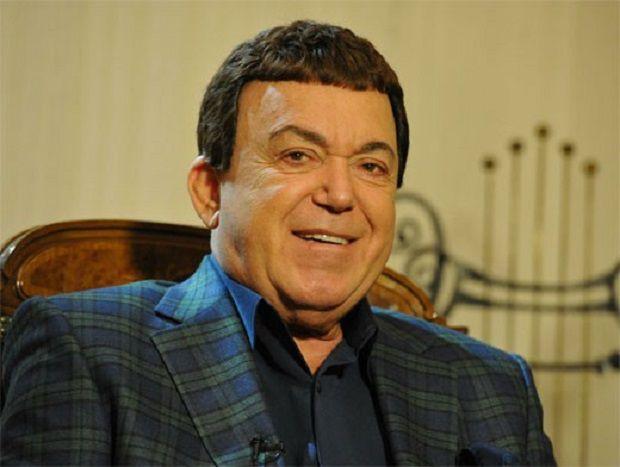И. Кобзон, народный артист СССР.
