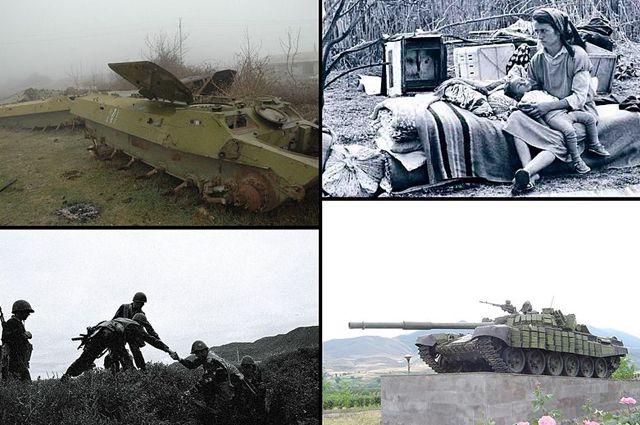 Карабах: история конфликта