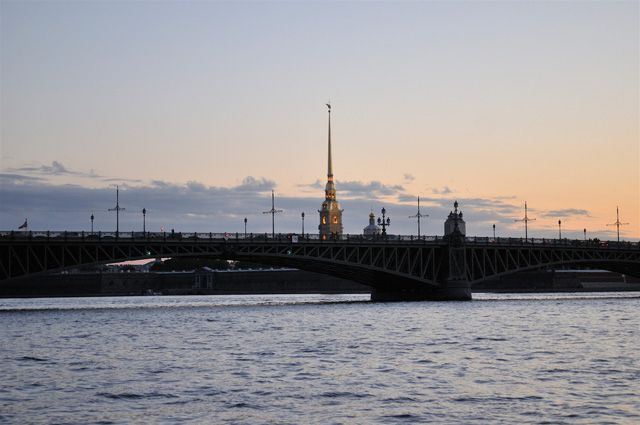Белые ночи в Петербурге: когда начинаются в 2020, даты, фото, видео
