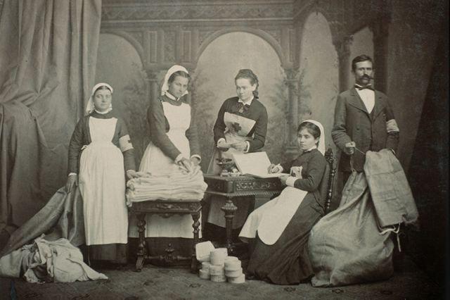 Сестры милосердия Первой мировой они всегда оставались на стороне  Сестры милосердия Первой мировой они всегда оставались на стороне раненых История Общество Аргументы и Факты