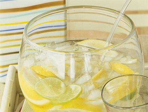 Как сделать охлаждающие напитки дома