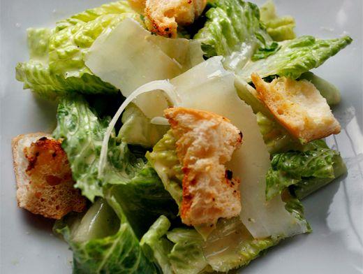рецепт салата цезарь в пиццерии мафия