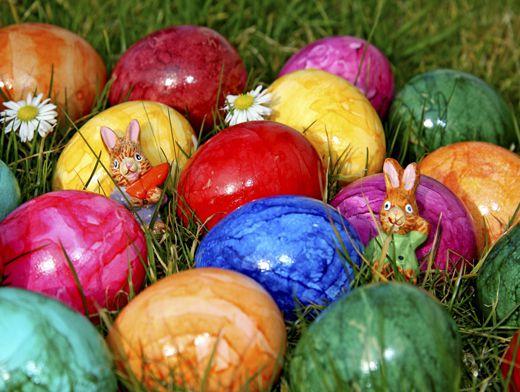 Бой со связанными яйцами