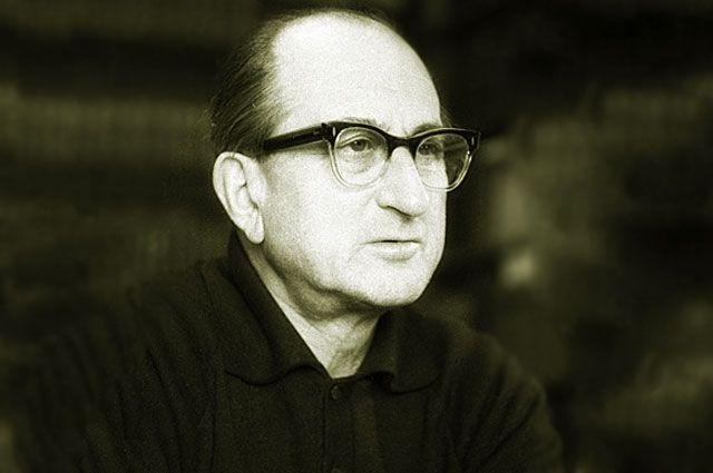 Михаил Ромм в 1963 году.