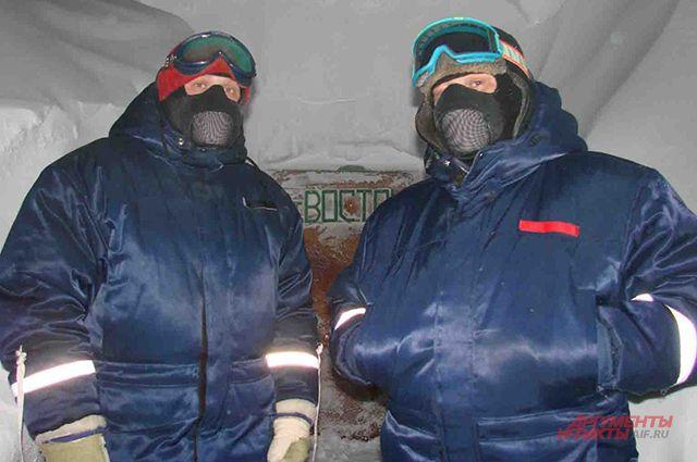 Уникальная маска, созданная челябинскими учеными.