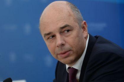 А. Силуанов, министр финансов.