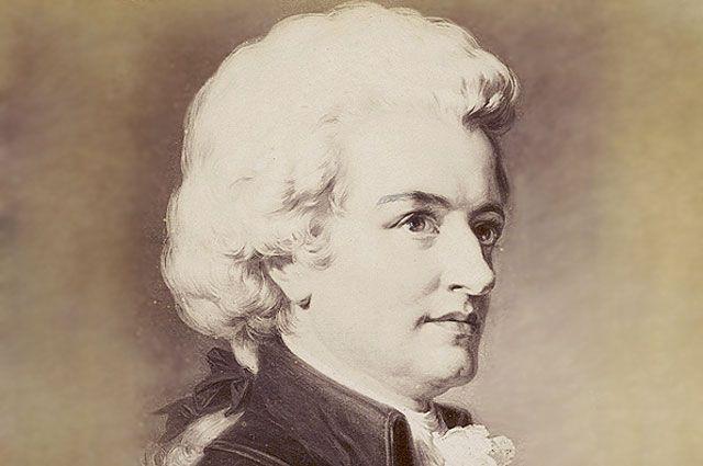 Вольфганг Амадей Моцарт в последние годы жизни (1756–1791).