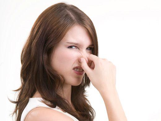 запах изо рта питание