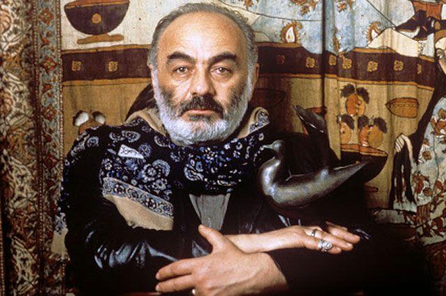 Сергей Параджанов. 1989 год.