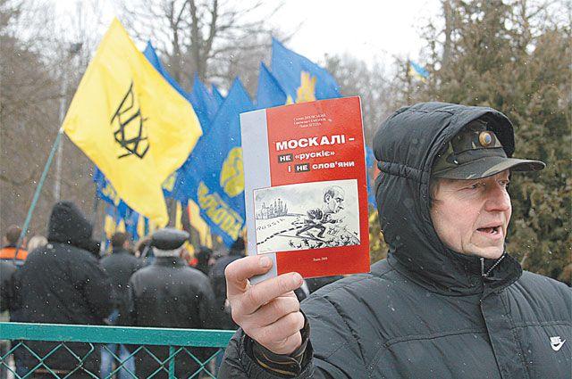 Украинская повстанческая армия до сих пор не сложила оружие?