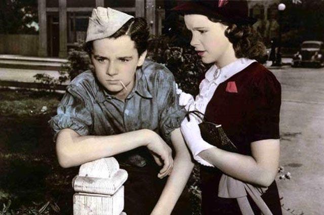 Кадр из фильма «Послушай, дорогая!». 1938 год.