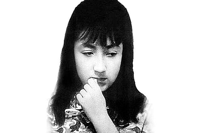 Надя Рушева, 1968 год.
