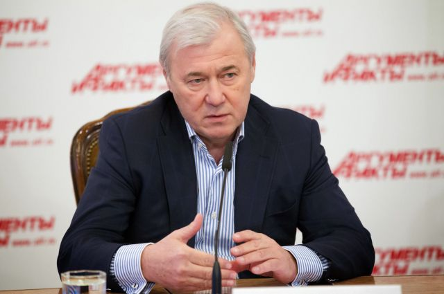 Экономист Анатолий Аксаков.