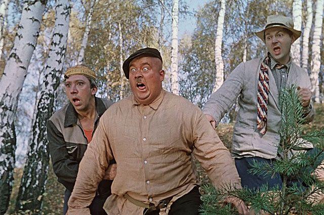 «Пес Барбос и необыкновенный кросс», 1961 год.