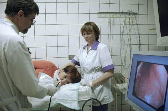 Детский гастрит гос поликлиники