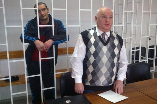 Адвокат Руслан Дзалаев.