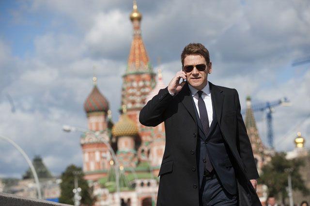 «Джек Райан: Теория хаоса». Действие кинокартины разворачивается в Москве.