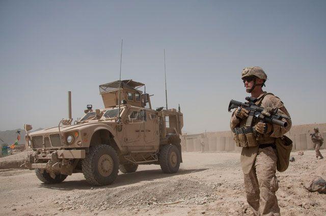 Американские военные вновь оказались втянуты в скандал.