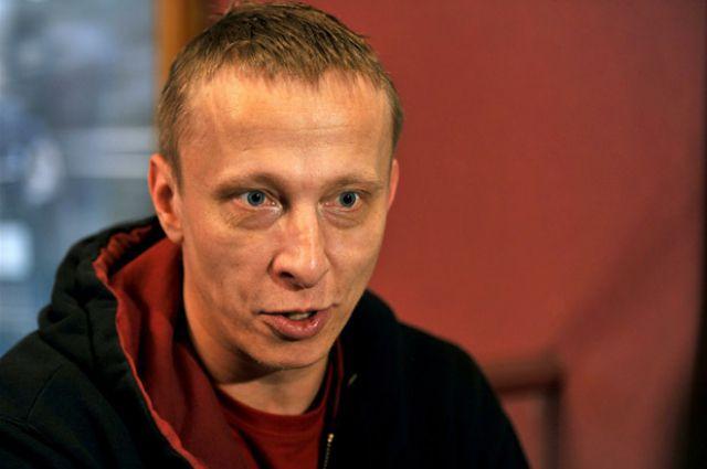 Иван Охлобыстин, актёр.