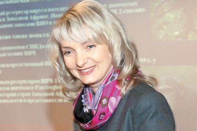 Наталья Ладная.