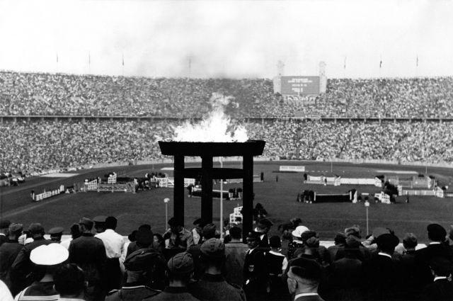 Олимпийские игры в нацисткой Германии, 1936 год